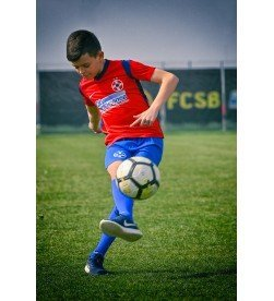 Kit rosu Academie FCSB